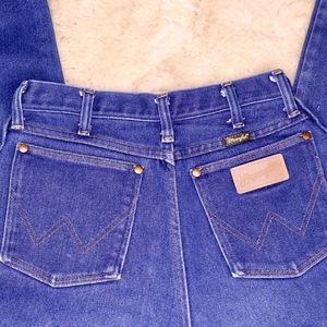 WRANGLER: High Waisted Vintage Jeans